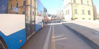 Trafiku në Bulevardin Dëshmorët e Kombit. Tirana - Citizens Channel