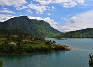 Liqeni i Komanit. Foto: Amarildo Topi - Citizens Channel