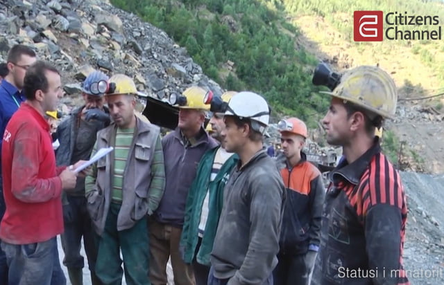 Speciale / Çfarë e mban peng statusin e minatorit? (Video)