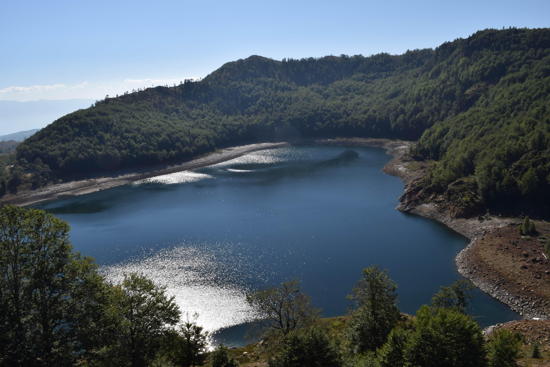 Liqeni-i-Zi,-Bulqize