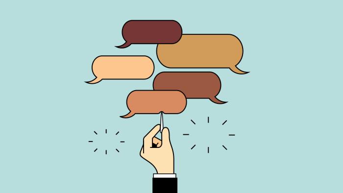 Problemet me gjuhën raciste